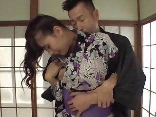 Yui Oba superb porn adventure caught on cam