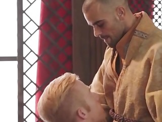 Gay of Thrones Part 3 - DMH - Drill My Hole - Christopher Daniels & Damien Crosse