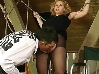 Lottie and Mark naughty anal movie