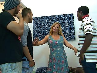 We Wanna Gang Bang Your Mom 24, Scene 01