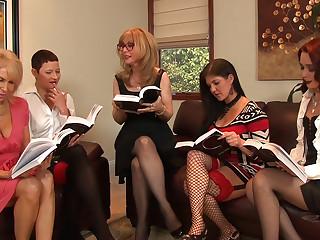 Seduction Of Nina Hartley, Scene 02