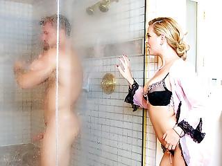 Cherie DeVille & Johnny Castle in My Wife's Hot Friend