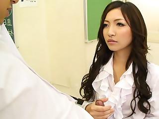 hot teacher mayumi takara scene1