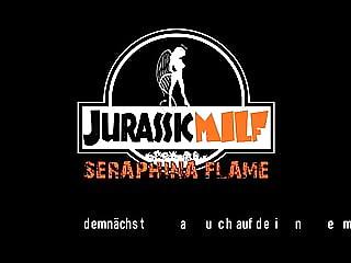 Seraphina Flame - Jurassic MILF