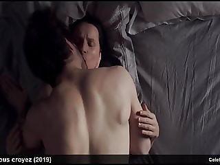 celeb actress Juliette Binoche nude and hot sex video