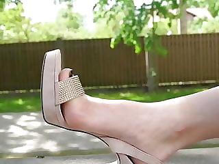 FeetMagic foot fetish tease Comp