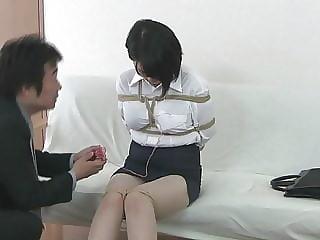 japanese bigtits bondage 2