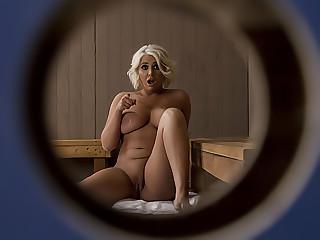 Sauna Spy
